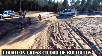 I DUATLON CROSS