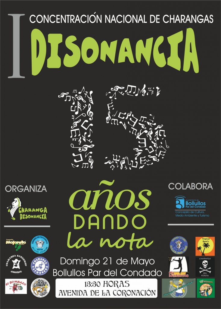 I Concentraci+¦n Charangas Disonancia 2017 (4) folleto